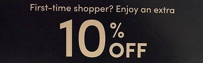 WAYFAIR 10% OFF COUPON on First Order Only - valid through 3-15-19