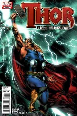 Thor: First Thunder #1 in Near Mint condition. Marvel comics [*cg]