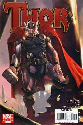Thor (2007 series) #7 Variant in Near Mint + condition. Marvel comics [*i8]