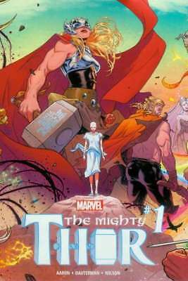Mighty Thor (2016 series) #1 in Near Mint + condition. Marvel comics [*0k]