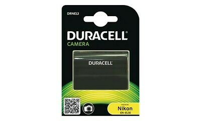 Genuine Duracell Battery for Nikon EN-EL3e suits D200 D300 D300s D700 D80 D90