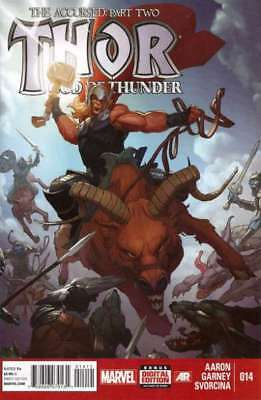 Thor: God of Thunder #14 in Near Mint + condition. Marvel comics [*nu]