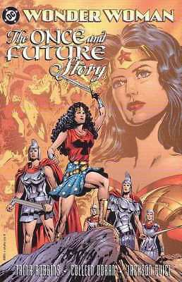 Wonder Woman (1987 series) The Once and Future Story #1 in NM. DC comics [*vj]