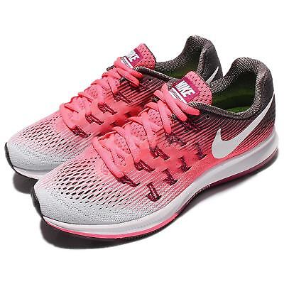 685b0e73bd5f Wmns Nike Air Zoom Pegasus 33 Pink White Women Running Shoes Sneakers  831356-603