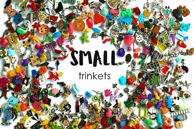 Small Mixed I Spy trinkets by TomToy for I spy bag/ bottle, 1-3cm, Set of 20-200