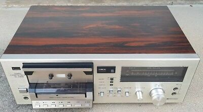SANSUI SC-3330  Stereo Cassette Deck- Two Motor/IC Logic Control ,Direct-O-Matic