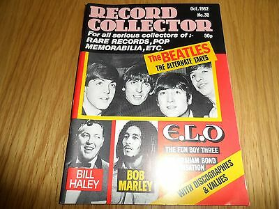 Record Collector October 1982 Issue No.38