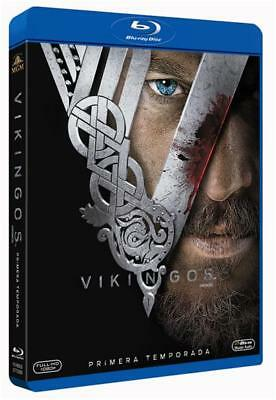 Pack Blu-Ray  Vikingos Temporada 1