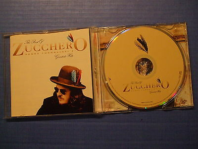 Zucchero - The Best Of / Greatest Hits - CD - Neuwertig !