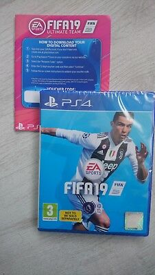 FIFA 19 - PS4 new and sealed with code