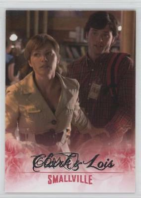 Smallville Seasons 7-10 Lois /& Clarke Chase Card LC1