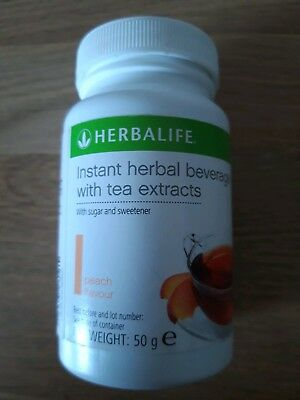 Herbalife Herbal Tea Concentrate peach flavour (part used)