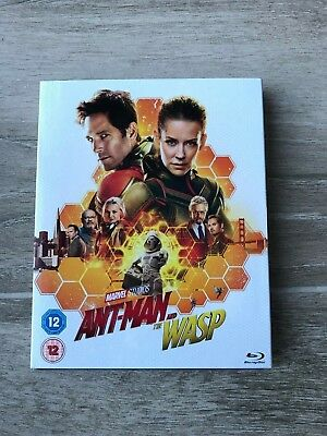 Ant-Man and the Wasp [Blu-ray] - Brand New Sealed with Cover