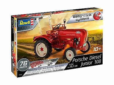 Puzzle Revell 76 Teile - Modellbau - 3D Puzzle Easy Click System ... (65582)