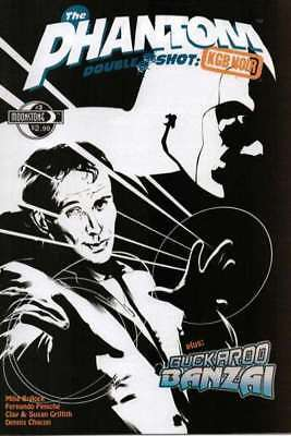 Phantom Double Shot: KGB Noir #3 in NM minus condition. Moonstone comics [*p2]