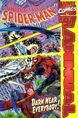 Untold Tales of Spider-Man Annual #1997 in NM minus cond. Marvel comics [*dh]