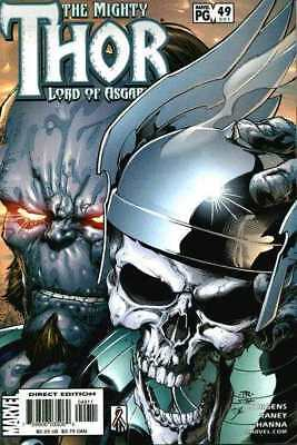 Thor (1998 series) #49 in Near Mint + condition. Marvel comics [*xv]