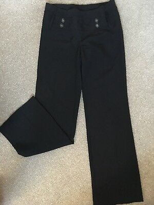 New Look Smart Maternity Trousers Size 10