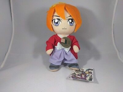 With Tags Rurouni Kenshin Aniplex Plush Kenshin Himura Anime Red Purple