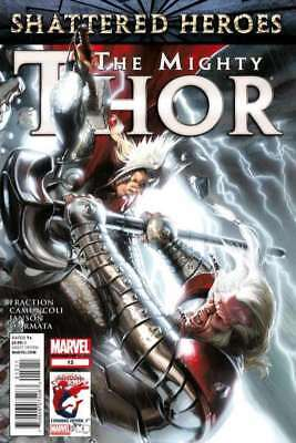 Mighty Thor (2011 series) #12 in Near Mint condition. Marvel comics [*6w]