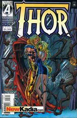Thor (1966 series) #493 in Near Mint + condition. Marvel comics [*hj]