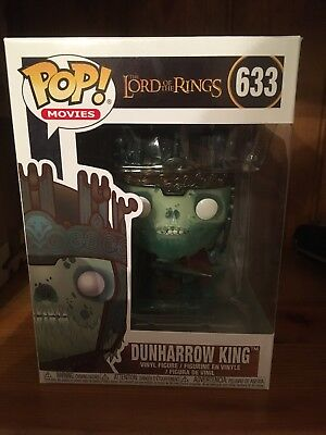 Funko Pop Movies: Lord of The Rings - Dunharrow King Collectible Figure,