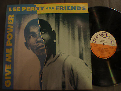 LP*V.A. Lee Perry And Friends*Give Me Power*Trojan*Reggae