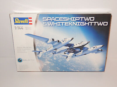 Revell 04842 Space Ship Two & White Knight Two 1:144 NEU & OVP !!!