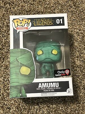 Funko Pop! Game League of Legends Amumu #03
