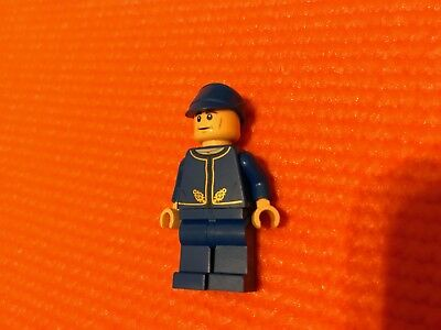 LEGO STAR WARS EXCLUSIVE SLAVE I MINIFIGURE BESPIN GUARD BLUE WITH BLASTER 75060