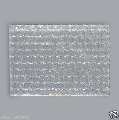 """25 Small Size Bubble Plastic Bag 2.5"""" x 3""""_65 x 75mm Quality Packing Material"""