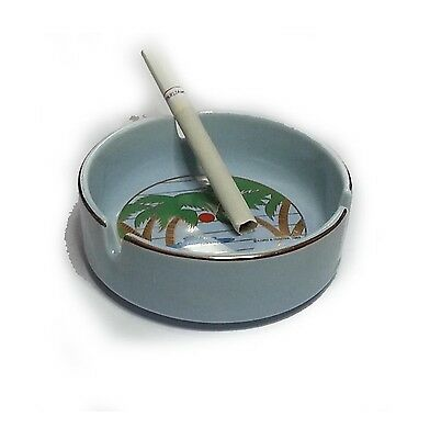 """Vintage Ashtray St. Maarten about 4"""" in diameter New"""