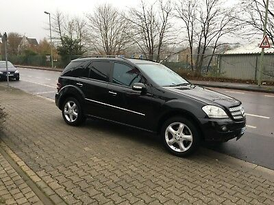 Mercedes Benz W164 ML320 CDI 4Matic