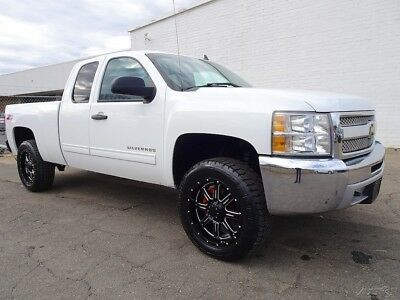 2013 Chevrolet Silverado 1500 LT 2013 Chevrolet Silverado 1500 LT Pickup Truck Used 5.3L V8 16V Automatic 4WD