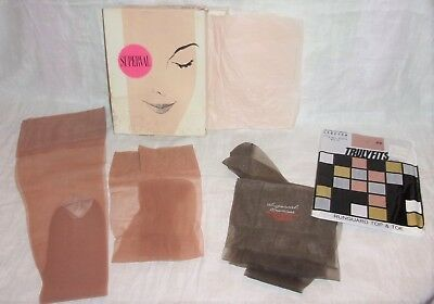 Large Lot Of Vintage Women's Nylons - Various Brands
