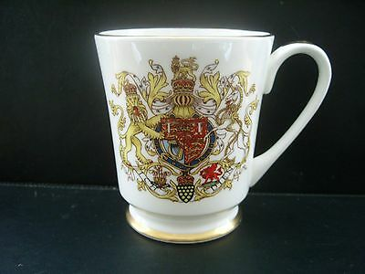 Prince Charles 1969 Investiture mug by Aynsley-lists all The Princes of Wales