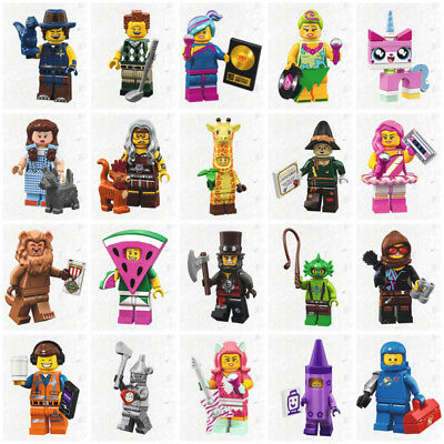 W// OZ Complete Set of 20 IN HAND. LEGO  Minifigures The Lego Movie 2  71023