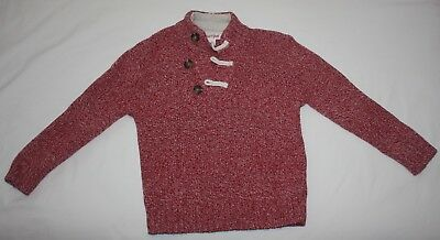 Nwt!!!! Cat And Jack Boys Toddler Size 5t 5 Sweater Top Holiday!!!!