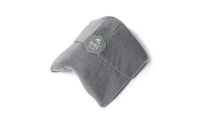 Trtl Pillow - Scientifically Proven Super Soft Neck Support Travel Pillow – Grey