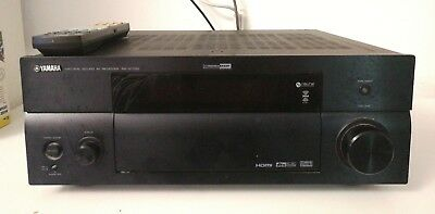 Yamaha RX-V1700 7.1 Natural Sound AV Receiver Home Theater System US Version