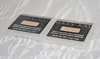 2 Mary Kay Mineral Eye Shadow MOONSTONE
