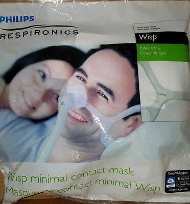 NEW Philips Respironics Wisp 1094056 CPAP Replacement Mask Frame NO Headgear
