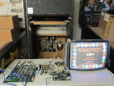 William's Robotron arcade game board set repair service