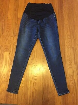 559274b4ab916 ISABEL BY TARGET Maternity Jeans Size 2 Dark Wash -  7.00
