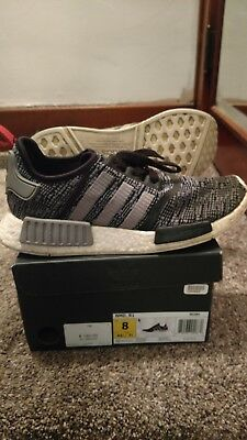 c83f5e599 USED ADIDAS NMD R1 PK Vapour Grey french Beige