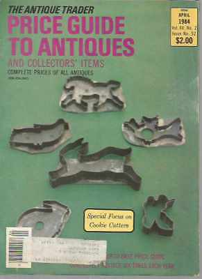 The Antique Trader Price Guide To Antiques and Collectors' Items April 1984