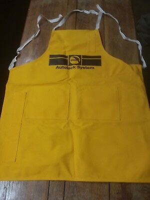 New Glasurit Shop Apron 1995 Buffing , painting, grilling.  BASF