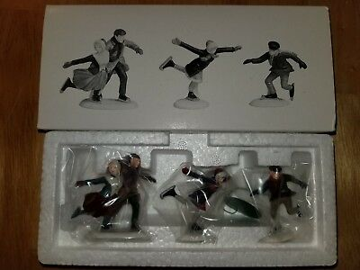 Dept 56 Skating Party accessory.