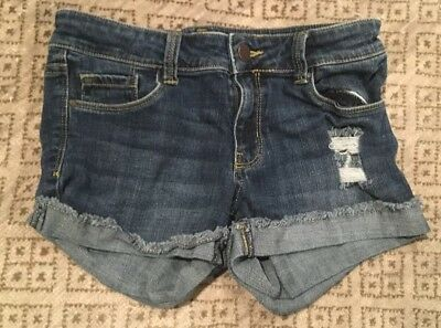 Treasure & Bond Girls Size 12 Jean Shorts