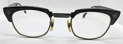 Vintage Bausch & Lomb Safety Glasses 5 3/4 Frames - B&L 46 24 4624